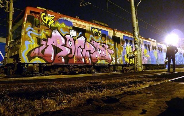 Photo (2017) by @ilovegraffiti.de ・・・ Rocco GHS #Ghettostars #Catania #Sicily #Italy #graffiti #ilovegraffiti #ilovegraffitide #roccoghs #cataniasubway #Cataniametro #metropolitanacatania #metrocatania #subwaycatania #circumetneagraff #fr8art #fr8s #fr8 #italianmetro #Cataniametro #metrograff