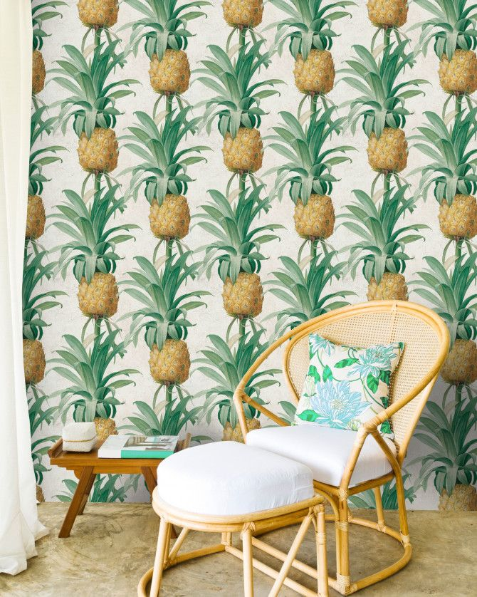 ANANAS Premium Wallpaper