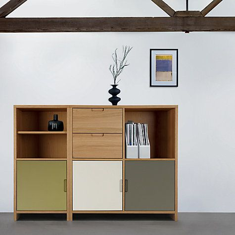 Buy House by John Lewis Oxford Modular Storage Units Online at johnlewis.com