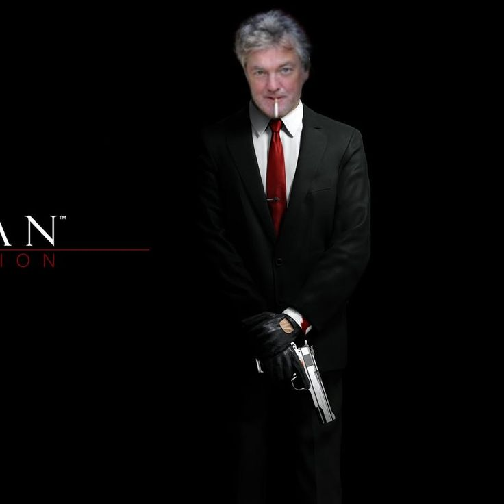 GRAND TOUR Grand Tour meets Hitman absolution