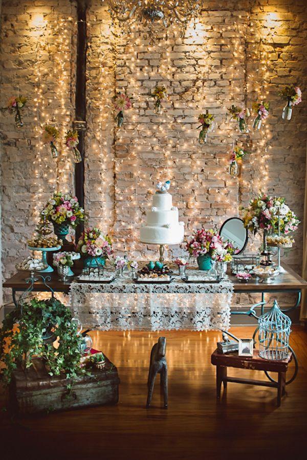 Mini-Wedding | Vestida de Noiva | Blog de Casamento por Fernanda Floret