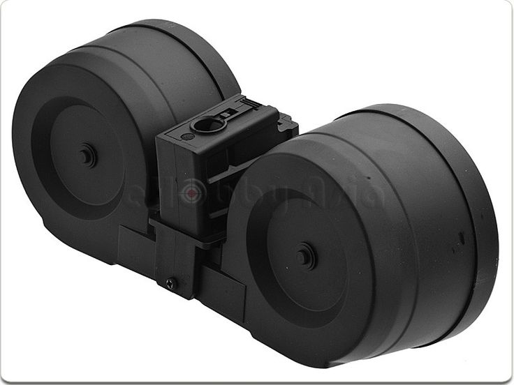SY 2000rd Sound Control C-MAG Magazine for G36 AEG Series