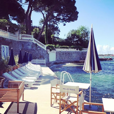 Hotel Belle Rives, Antibes