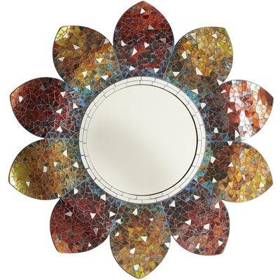 Mosaic Bloom Mirror