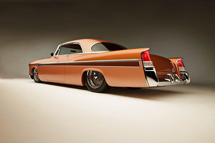 Custom 1956 Chrysler 300 Maintenancerestoration of oldvintage