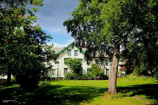 Scandic Meyergården Hotell (Villa Heim), Fridtjof Nansens gate 28, 8622 Mo i Rana, Norway