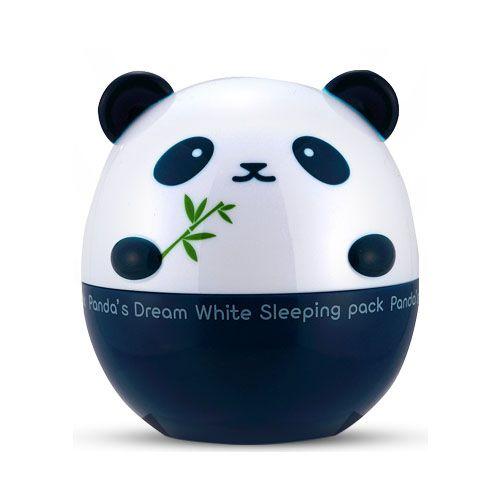 """Tony Moly Masque de nuit Éclat et douceur """"Dream white sleeping pack"""" 50 gr"""