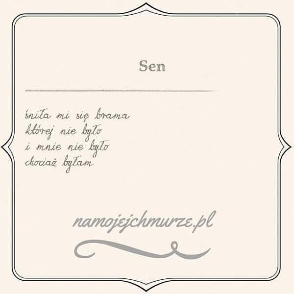 #namojejchmurze