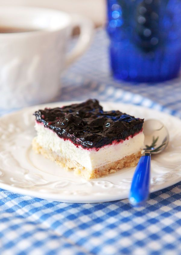 Fruity And Fresh Sweet: Zesty Blueberry Lemon Cheesecake Bars