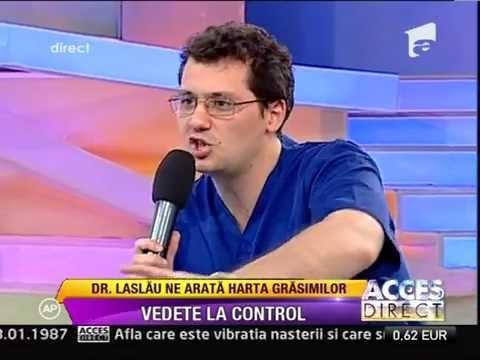 Emisiuni dr. Andrei Laslau