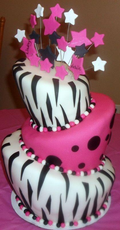 17 Best Ideas About Diva Birthday Cakes On Pinterest