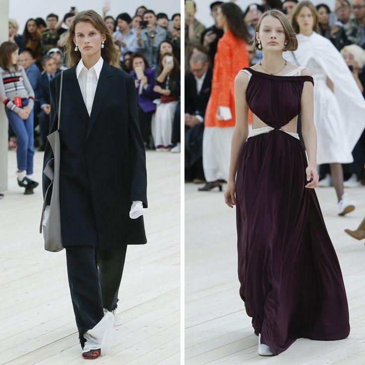 Интерпретации Фиби Фило — показ Céline в Париж