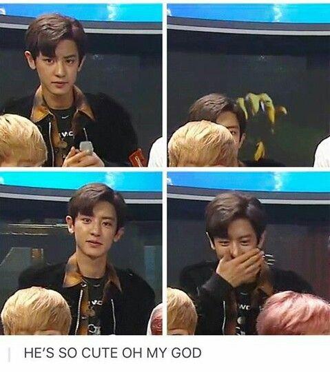 I can't believe Chanyeol fall again