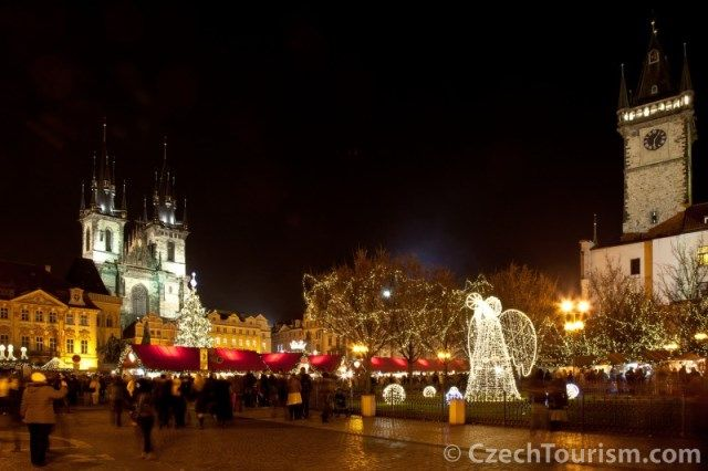 New on the blog! Prague's famous Christmas markets are just around the corner now... so we've compiled a list of the best to get you in the festive spirit! -> Holiday Guide to Prague's Christmas Markets