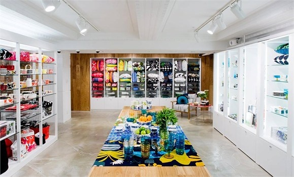 @marimekko opens its own stores in Sydney and Melbourne #design #colour
