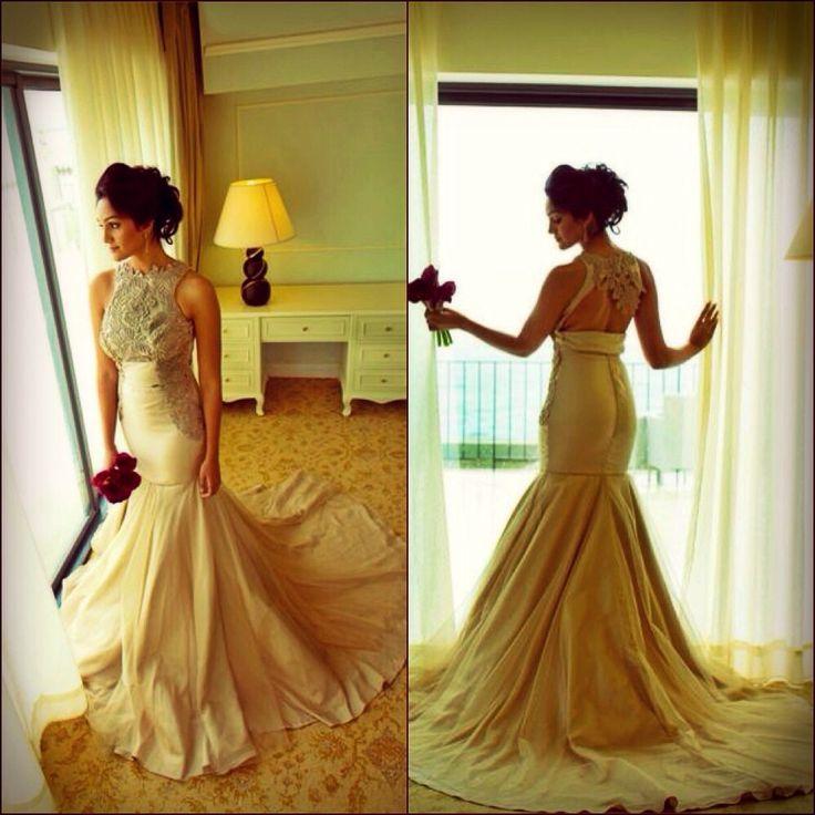 30 best sri lankan bride images on pinterest for Wedding party dresses in sri lanka