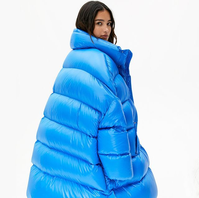 This Puffer Jacket Will Make you Feel Like Missy Elliot