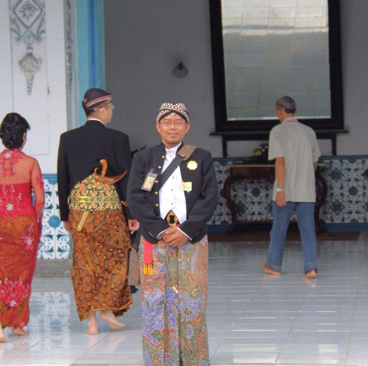 Ayahan Karaton Surakarta Hadiningrat