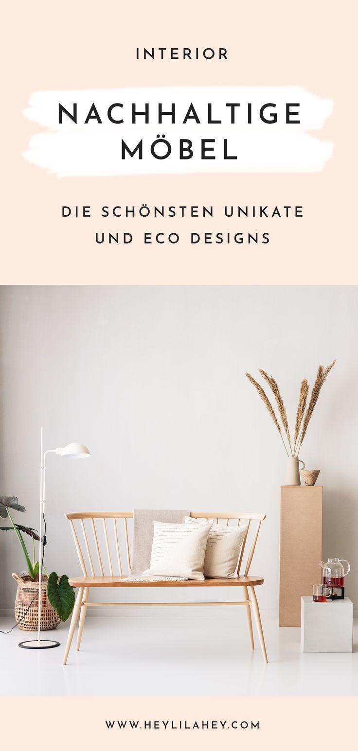 nachhaltige möbel - die schönsten unikate und designs in