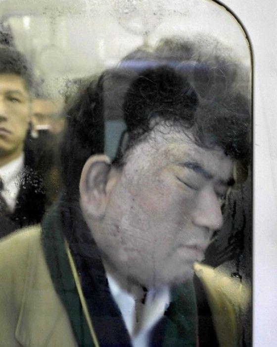 Michael Wolf-Tokyo Compression