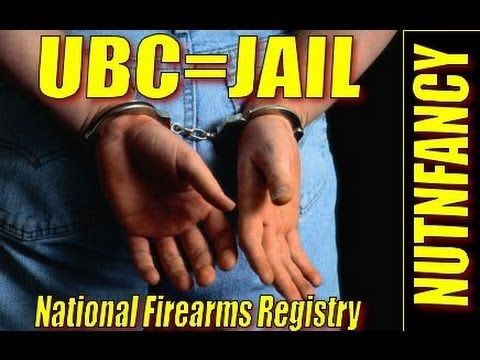 """If you support UBC, you need to wake up and see the facts of what it REALLY means.  Wearing the non-threatening language of """"Universal Background Checks,"""" this now popular proposal promises to destroy your privacy and your gun owning rights.  It cannot work without a National Firearms Registry.  As discussed, this database legislation would foll..."""