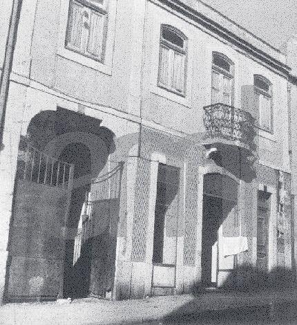 Rua Barão de Sabrosa, 75-79, Alto do Pina (A.J.Fernandes, 1967)
