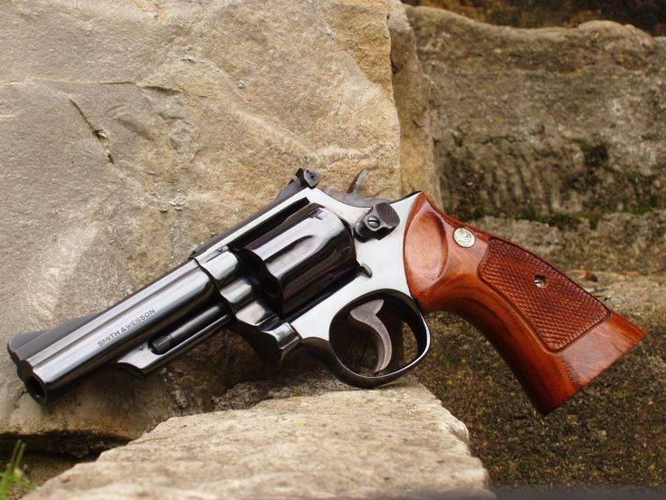 Smith and Wesson Model 57