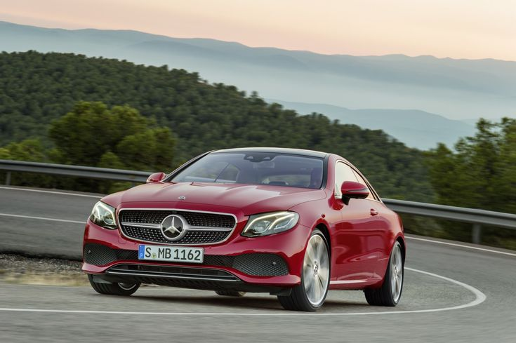 """2018 Mercedes-Benz E-Class Coupe Fills The Gap Between The C And S Coupe If C Coupe was too small for you and S Coupe – too big, here is the perfect """"stocking filler"""" for the holidays – 2018 Mercedes-Benz E-Class Coupe. The model has been presented online, prior to its official debut at the Detroit Auto Show in January. Don't get fooled by the E letter; this coupe is..."""