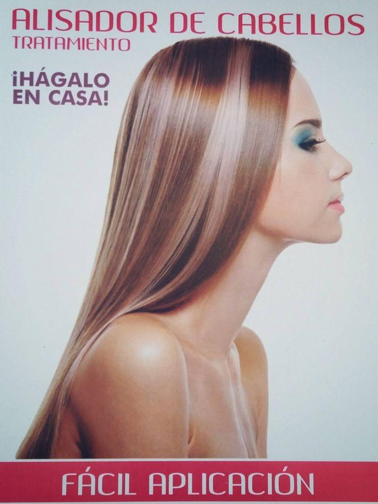 """Cómo alisar el cabello sin utilizar el calor de la """"plancha"""" y no dañarlo http://belleza.facilisimo.com/como-alisar-el-cabello-sin-utilizar-la-plancha-y-no-danarlo-apunta_1939111.html"""