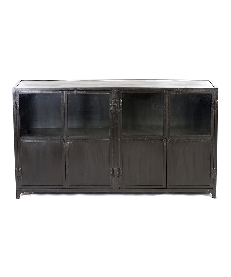Industrial Buffet Sideboard | Daily deals for moms, babies and kids