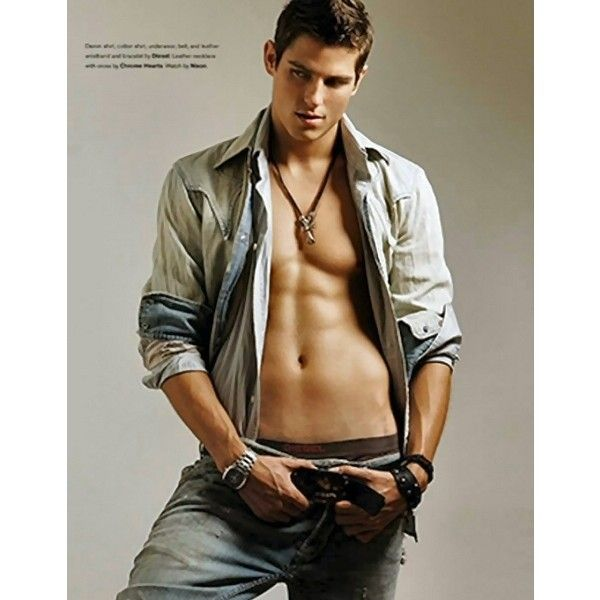 sean faris > Blog: ไรเฟิล ❤ liked on Polyvore featuring sean faris and foto-men