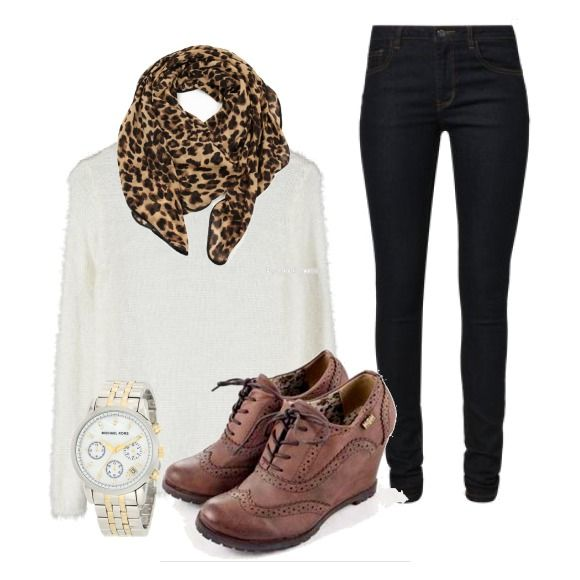 Simple outfit