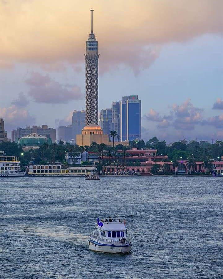 Nile In Cairo Thisisegypt Visit Egypt Places In Egypt Egypt