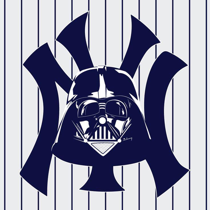 New York Vaders : MLB x Star Wars