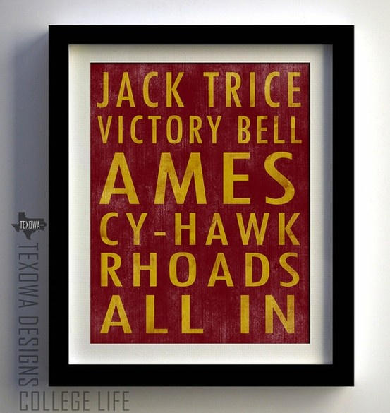 Iowa State Football in 10 words.  I so want this!!!!! #Countdowntokickoff #CycloneFB