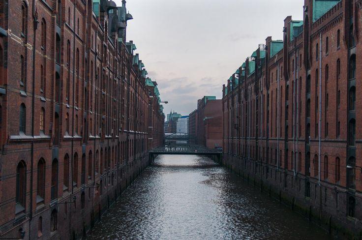Гамбург. Германия