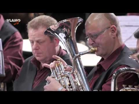 Metropolis 1927 - Peter Graham door Brassband Buizingen - YouTube