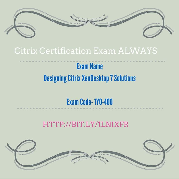 11 best Citrix Certification Exam images on Pinterest | Practice ...
