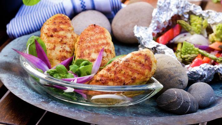 Persiske kyllingfileter - Sunn - Oppskrifter - MatPrat
