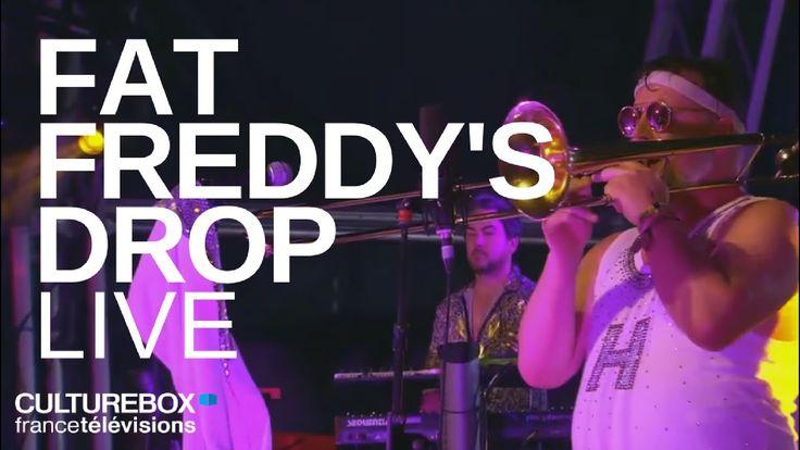 Fat Freddy's Drop - Scène Nuit - Live @ Festival Sónar 2017