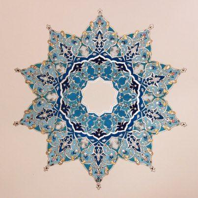 Zakhrafah (Islamic Decoration)