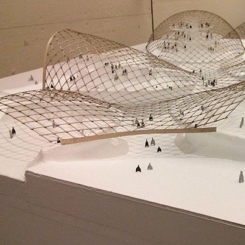 Architectural concept model building model pinterest for Architectural concept models