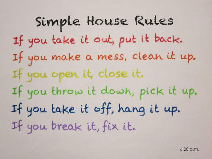 17 best images about house rules on pinterest kid for My home pictures for kids