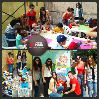 Ολοκληρώθηκε το Παιδικό Φεστιβάλ «Παραθινούπολη 2015» Με την υποστήριξη του Τομέα Προσχολικής Αγωγής του ΙΕΚ ΞΥΝΗ Μακεδονίας! Ο Δήμος Καλαμαριάς, για 15 η συνεχή χρονιά διοργάνωσε το μεγαλύτερο παιδικό φεστιβάλ στη Β. Ελλάδα, το «Παραθινούπολη 2015»