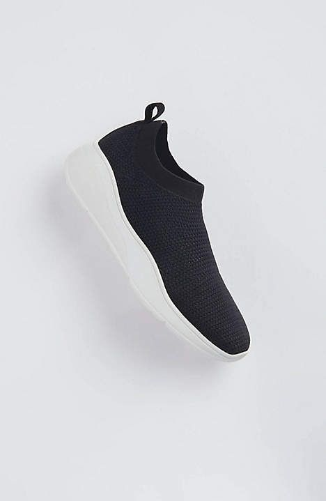 new arrival fb97b 99551 Image for Fit Pull-On Knit Sneakers from JJill   My Style in 2019   Knit  sneakers, Sneakers, Adidas sneakers