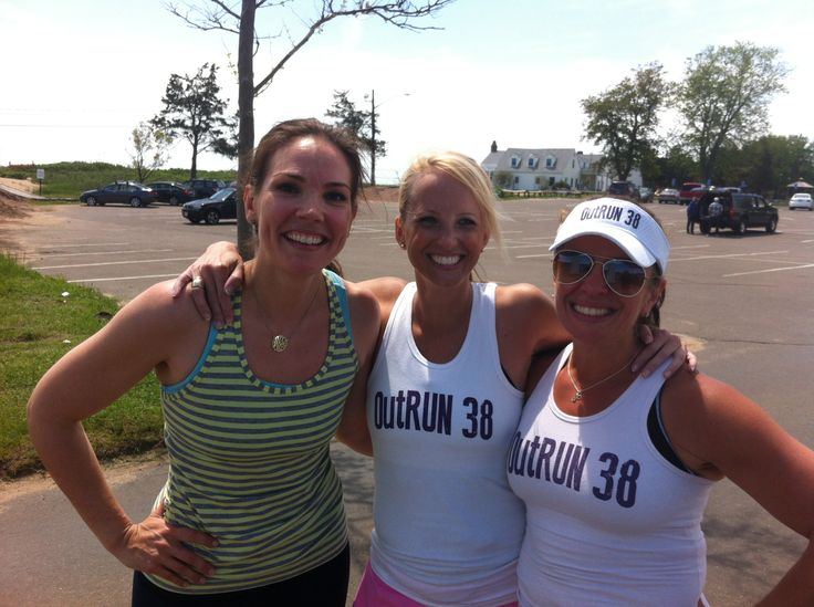 Go OutRunners!  Happy to be 1 in 4,000+!  Running with purpose: Erica Hill joins the fight against cystic fibrosis