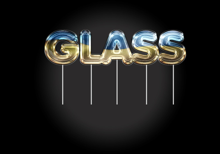 Think it looks like glass what do you think