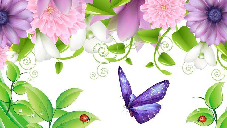 13 hình nền hoa cho bạn làm slide powerpoint đẹp hình ảnh 11