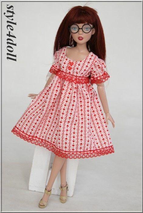 "style4doll dress for Agatha Primrose 13"" Tonner  | eBay"
