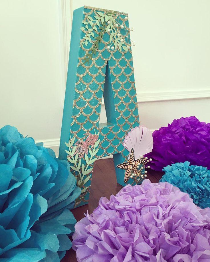 Best 25+ Mermaid decorations ideas on Pinterest | Under ...